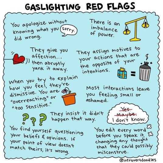 Image result for gaslighting